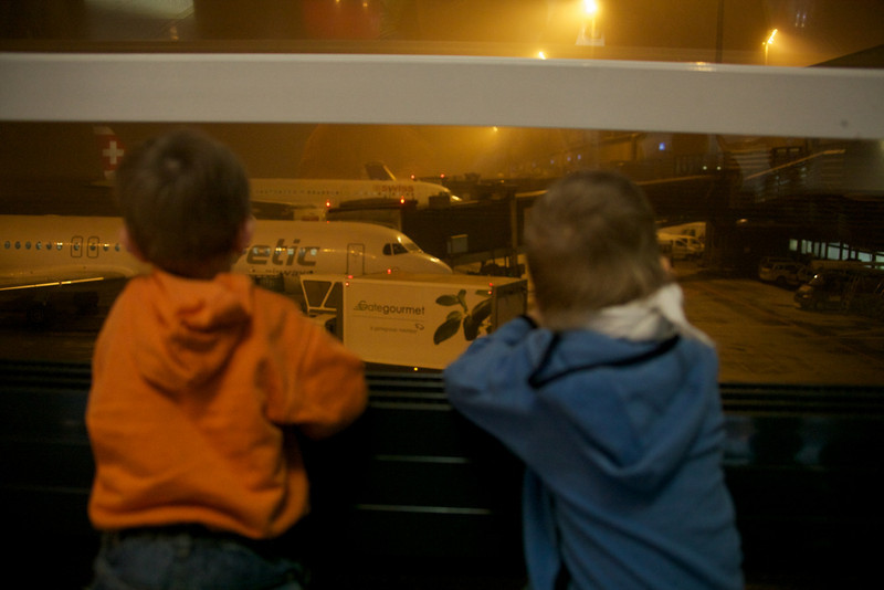 Thursday 30th December 2010 - Plane spotting