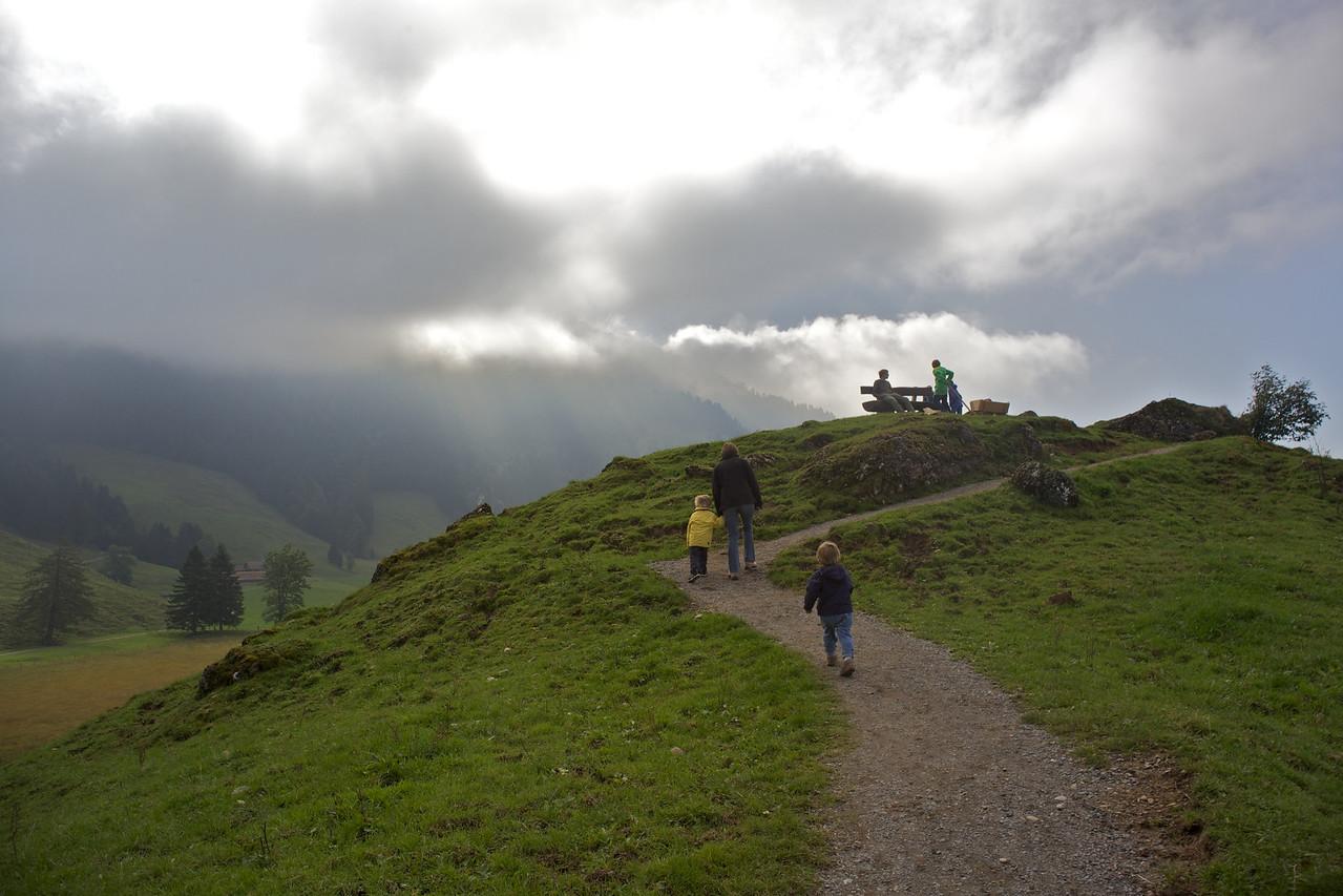Sunday 17th Sept 2010 - A path well trodden