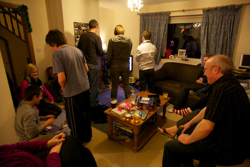 Thursday 30th December 2010 - more Christmas Wii