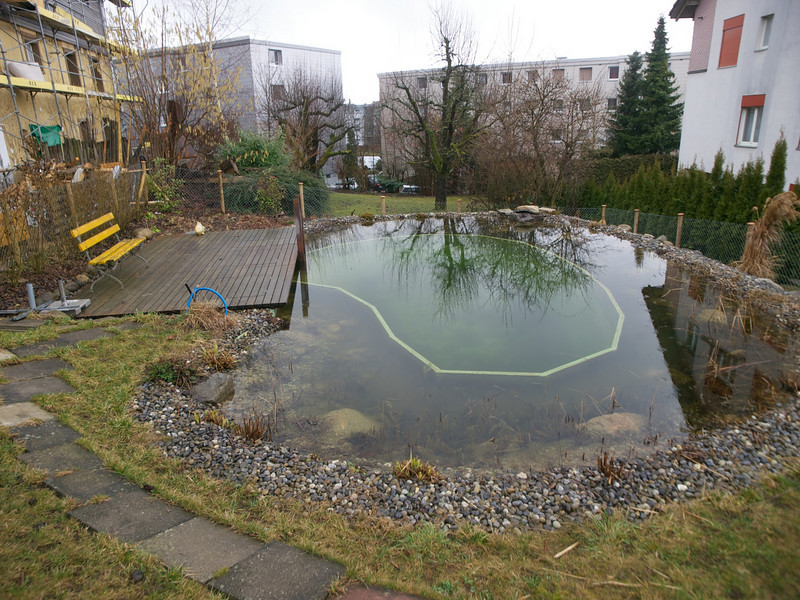 Monday 27th February 2011 - Soon be time to swim again