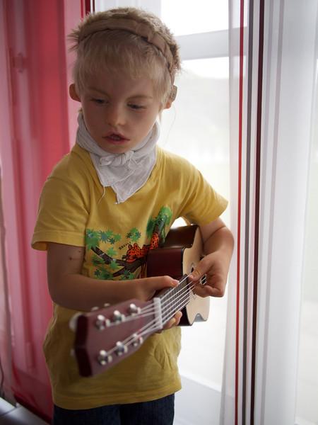 Monday 8th Aug 2011 - Guitar Hero