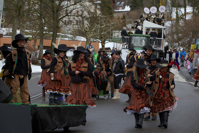 Sunday 26th Feb 2012 - Fasnacht 2012