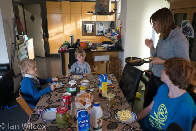 Sunday 21st October - a breakfast Brunch!