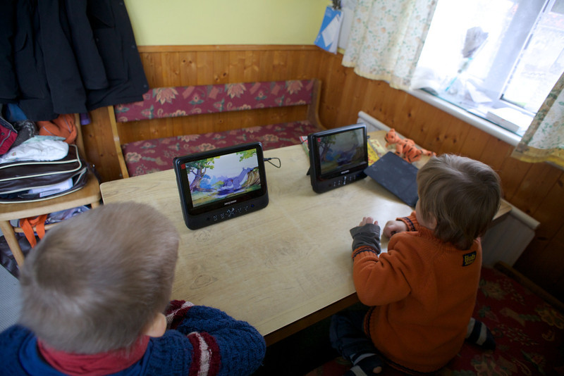 Sunday 19th Feb 2012 - Modern technology for more peacfull motoring