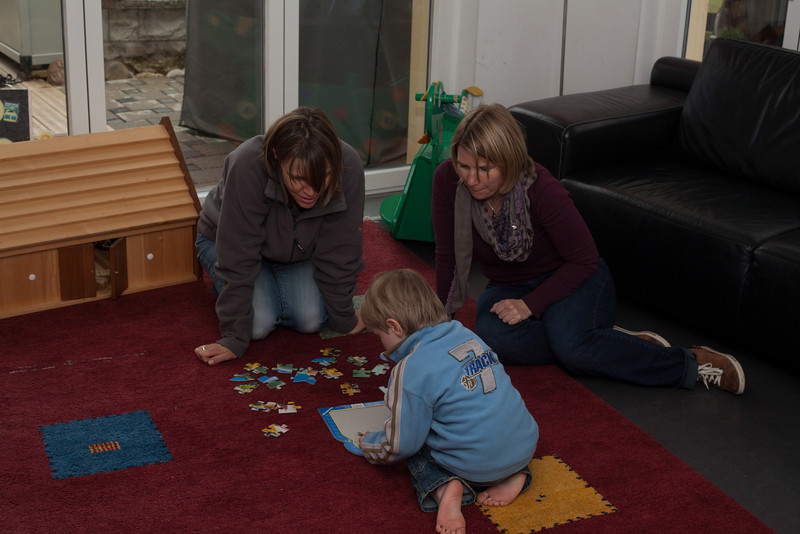 Tuesday 10th April 2012 - Getting help with a puzzle
