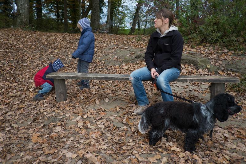 Sunday 4th November - Kerstin takes a break