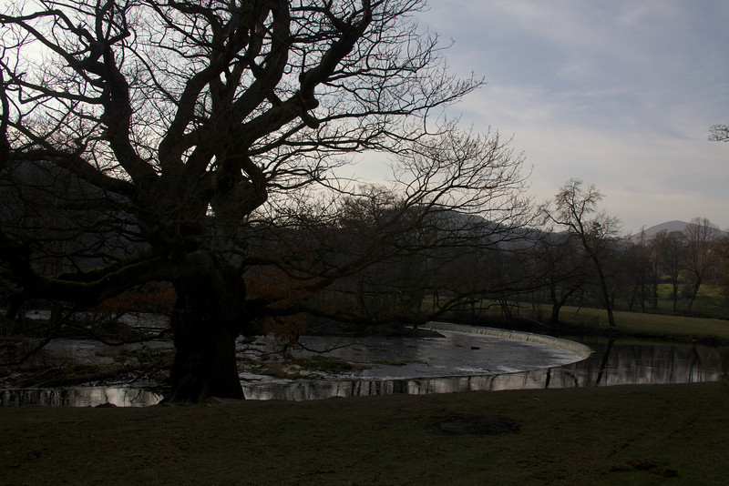 Sunday 19th Feb 2012 - Horseshow falls llangollen