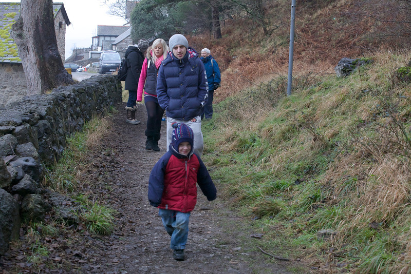 Sunday 19th Feb 2012 - A walk on the orme