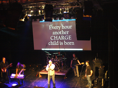 "Friday 8th Mar 2008 - The Charge song is born - ""Carry On"" by Inishmore - first sung at the benefit concert on 29th Feb 2008. If you want copies of the CD let me know and we will post them out - or hopefully the full download will be available soon"