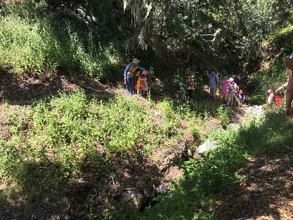 2017 Earth Day Hike at the Pismo Preserve