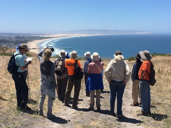 Lifelong Learners Hike at the Pismo Preserve
