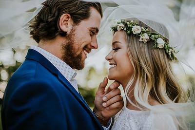 LAUREN // BOBBY WEDDING