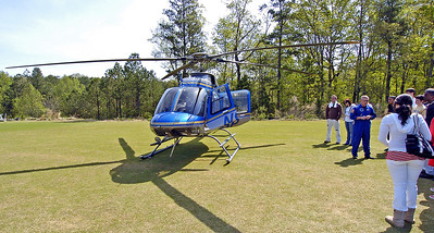 GEORGIA STATE PATROL  HELICOPTER - PILOT DAVID DOEHLA This Helicopter was part of the Public Safety program put on at East Paulding High School to help educate students about drinking,driving and highway safety.There were also Police Officers, Sheriff's Deputies, Firefighters and other departments and agencies on site.  Special thanks to Lieutenant Dee Morris, she is the Paulding County Sheriff's Department's Co-President of the Meth Alliance of Paulding (M.A.P) and Paulding County Sheriffs Deputy/SRO Brian Fitzgerald for inviting me out and putting on the program.
