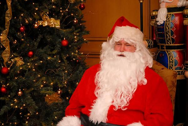 SPD CHRISTMAS BANQUET 2007