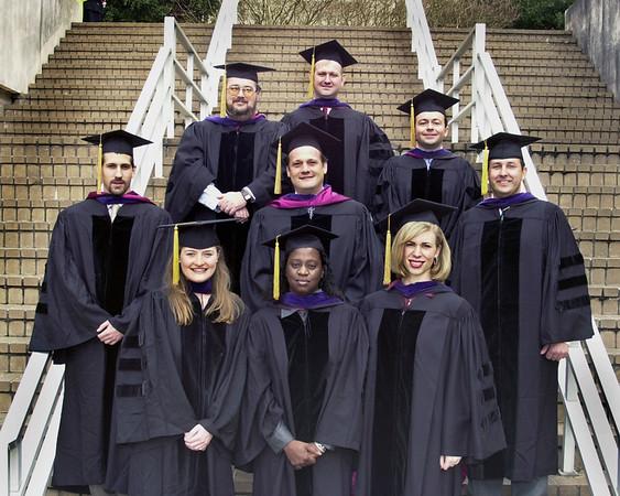 December '03 Graduating Class