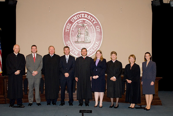 CHIEF JUSTICE JOHN G. ROBERTS AT SC LAW SCHOOL
