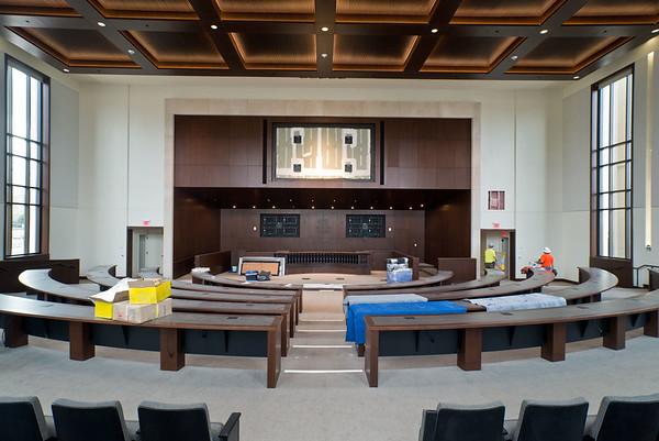 LAW SCHOOL CONSTRUCTION