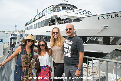 2015 Cruise N Brews.  Hosted by LAX Coastal Chamber of Commerce and Tony P's Dockside Grill.  © www.VenicePaparazzi.com