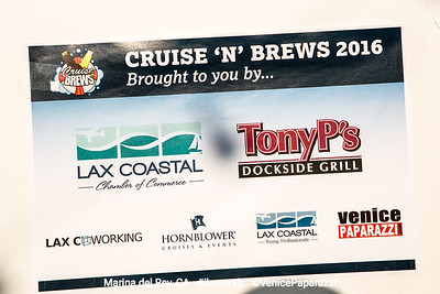 2016 LAX Coastal Chamber of Commerce's Annual Cruise N' Brews.  www.LAXCoastal.com.  Photo by www.VenicePaparazzi.com