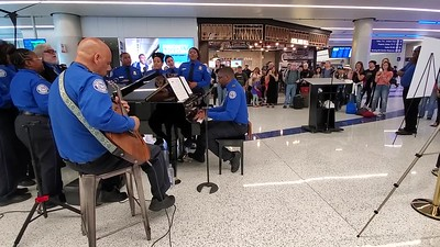 Songs in the Key of Flight, featuring the Transportation Security Administration