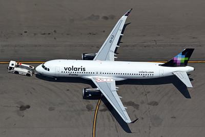 Volaris Airbus A320-233 XA-VLD 5-17-16