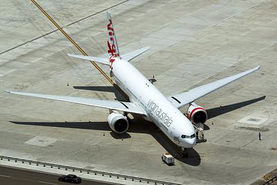 Virgin Australia Airlines Boeing 777-3ZGER VH-VOZ 5-17-16