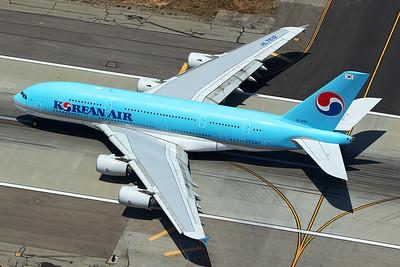 Korean Air Airbus A380-861 HL7612 5-17-16 3