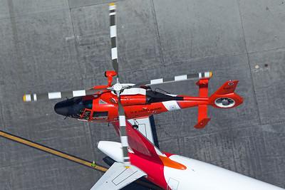 United States Coast Guard Eurocopter MH-65D 6607 5-17-16