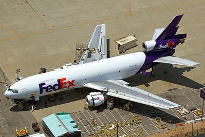 FedEx McDonnell Douglas MD-10-10(F) N571FE 5-17-16