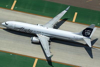 Alaska Airlines Boeing 737-990 N317AS 5-17-16