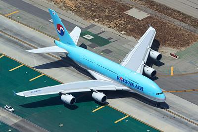 Korean Air Airbus A380-861 HL7612 5-17-16