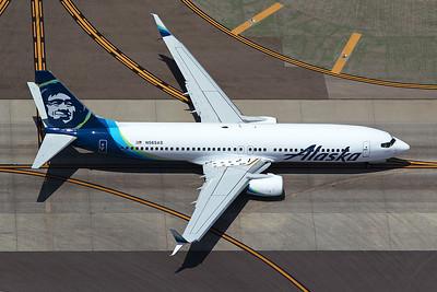 Alaska Airlines Boeing 737-890 N565AS 5-17-16