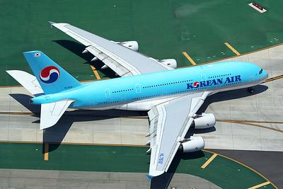 Korean Air Airbus A380-861 HL7612 5-17-16 2