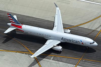 American Airlines Airbus A321-231 N103NN 4-25-17