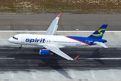 Spirit Airlines Airbus A320-232 N628NK 4-25-17