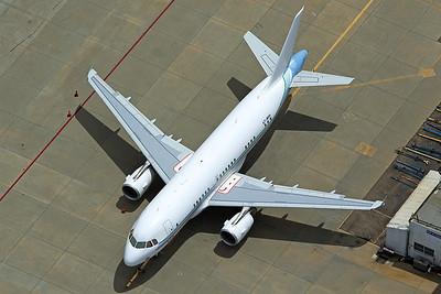 Qatar Amiri Flight Airbus A319-115(CJ) A7-MHH 4-25-17