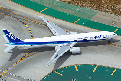 All Nippon Airlines Boeing 777-381ER JA783A 4-25-17