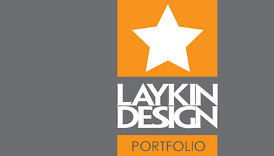 LAYKIN GRAPHIC DESIGN PORTFOLIO