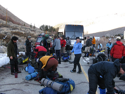 Snow Camp 3/13-15/09