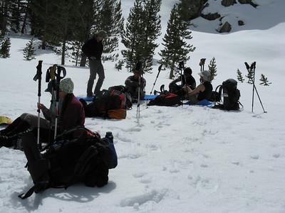 2010 Snow Camp @ South Lake