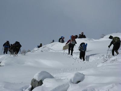 Snow Camp 3-25-27  2011