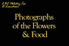 Flower Food Photos
