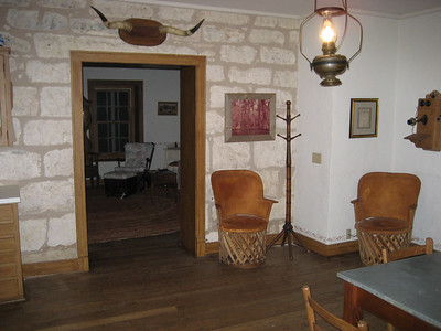 LBJ RANCH LODGING