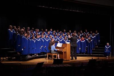 2017-05-09 LBHS Spring Band/Choir Concert