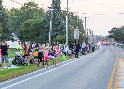 LB Homecoming Parade 2016