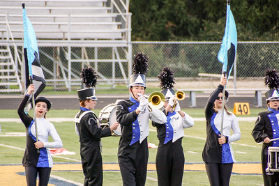 LB Marching Band & Color Guard (2018-2019)  ** new pics x2 **