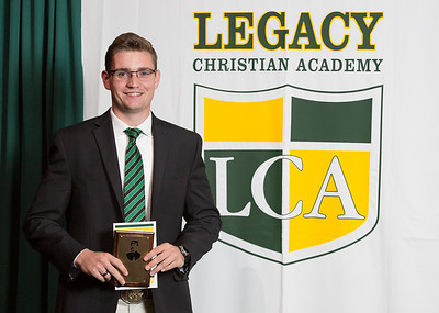 Patrick Gilmore Award - Jacob Crawford