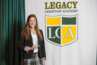 Legacy Award - Kailey Luiken