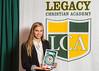 LSO Distinguished Service Award - Sydney Cameron