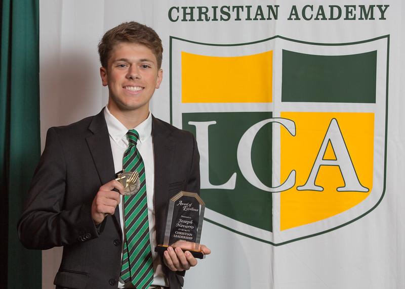 Christian Leadership 11th Grade - Joseph Navarro